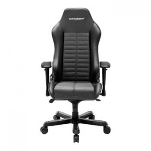 Fotel gamingowy DXRacer Seria Iron OH/IS133/N czarny do 135 kg