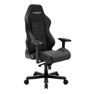 Fotel gamingowy DXRacer Seria Iron OH/IS132/N czarny do 135 kg