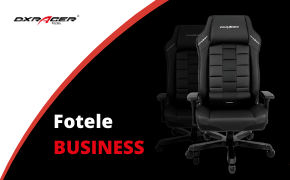 Fotele gamingowe BUSINESS